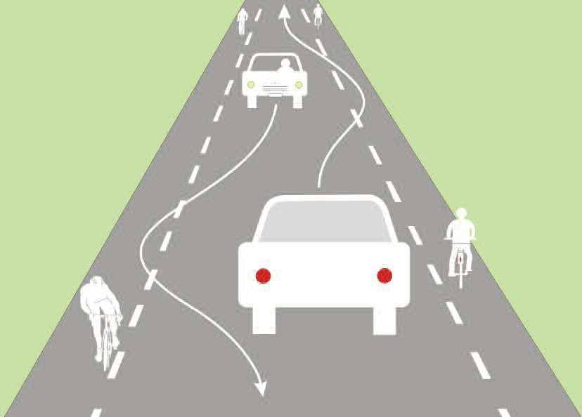 Nouveau d cret pour un code de la route plus adapt aux cyclistes v lo route cyclisme - Comment attenuer le bruit d une route ...